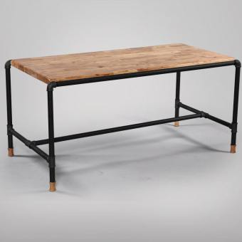 Pipe Dining Table – W1580